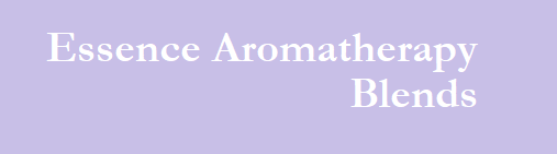 Essence Aromatherapy Blends available from Powers Aromatherapy